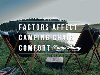 Factors Affecting the Comfort of a Camping Chair featured