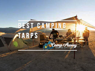 best camping tarps featured