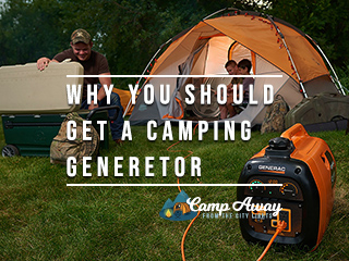 6 Reasons Why You Should Get a Camping Generetor Featured