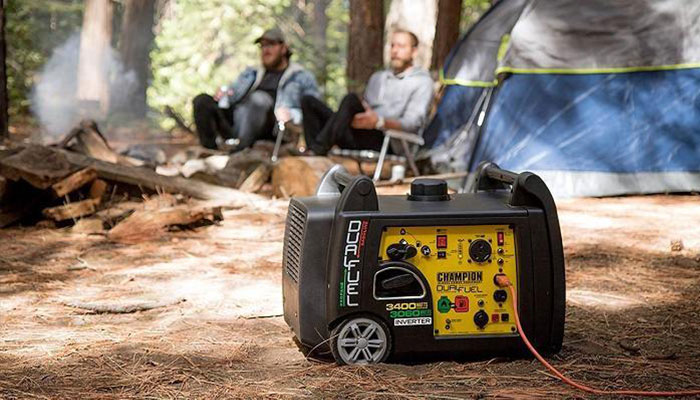 Improve your Camping Experience with a Generator