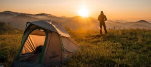 Basic-Safety-Tips-for-Solo-Campers-Featured-Image