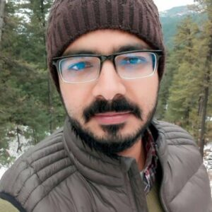 Umair Khan (Author)