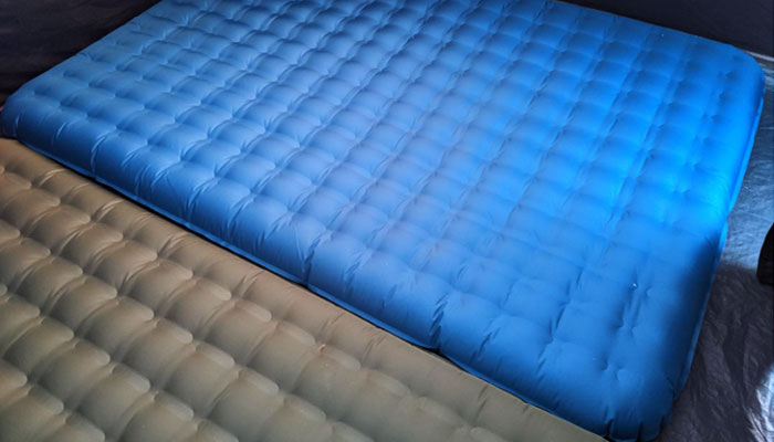 ALPS-Mountaineering-Vertex-Bed-inflated size